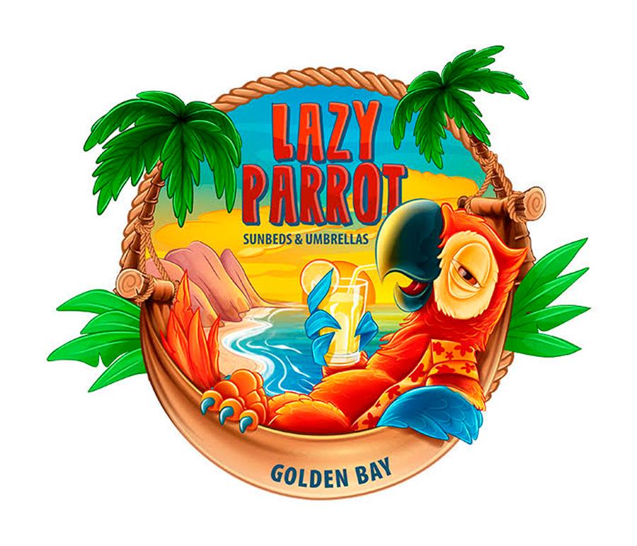 Lazy Parrot